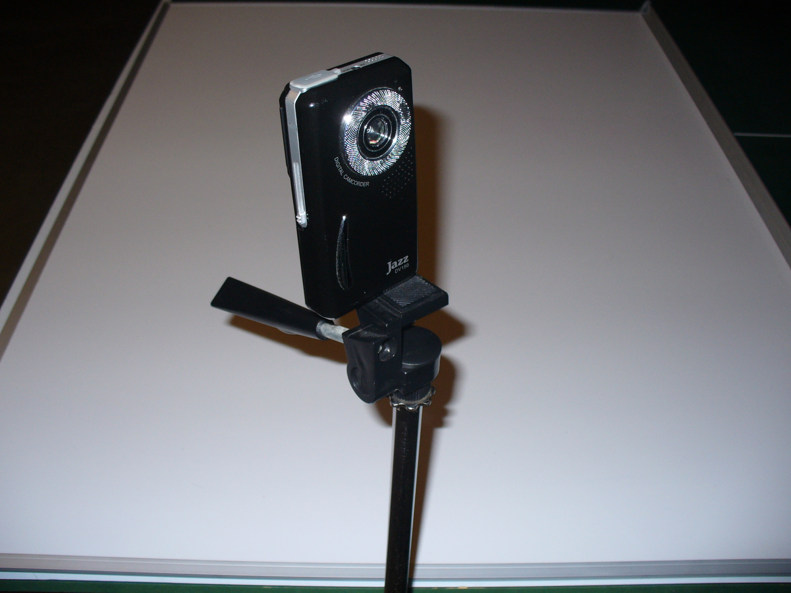 A Quick Micro Stand Camera Mount -