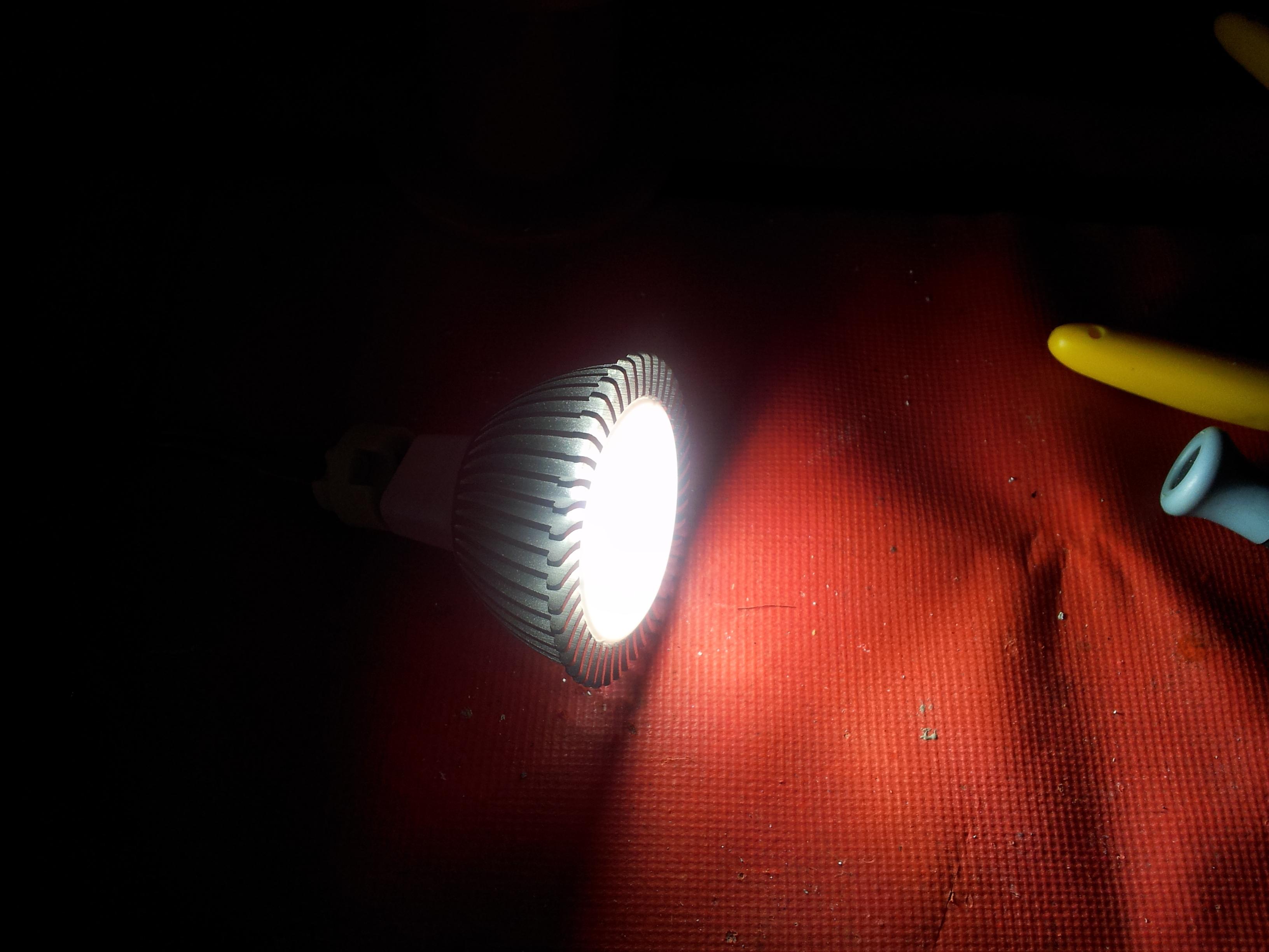 Super-Bright MR16 LEDKit