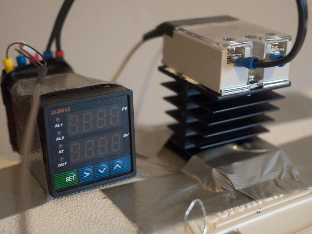 Universal Temperature Controller for$70
