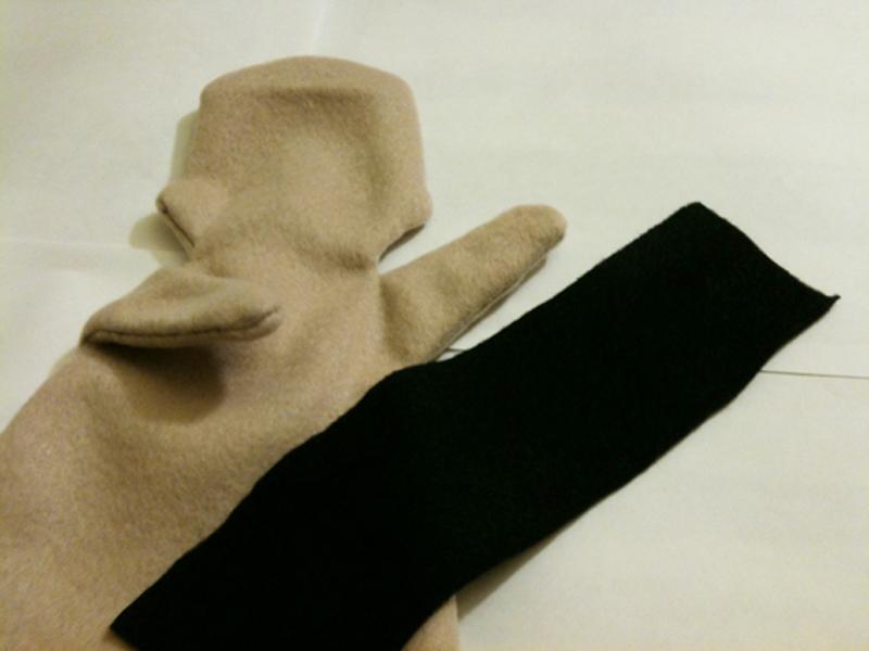 New Project: Speaking HandPuppet