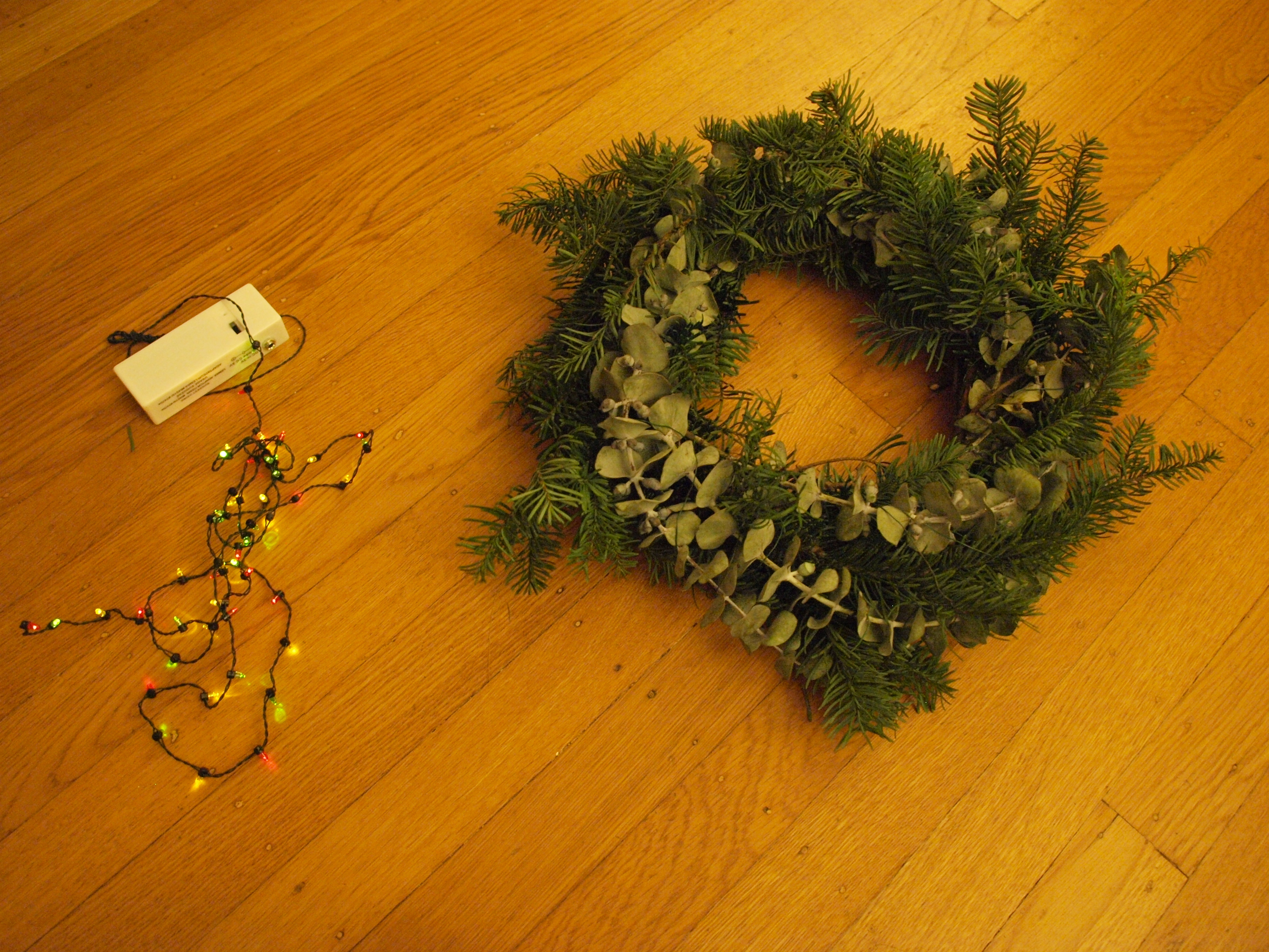 Wreath for Solstice / Yule / Christmas