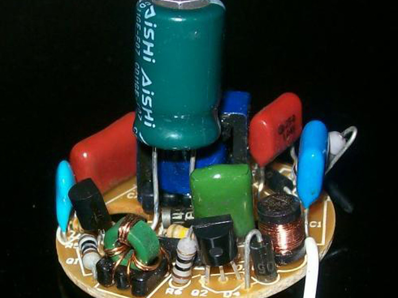 Sounds from OldCFLs