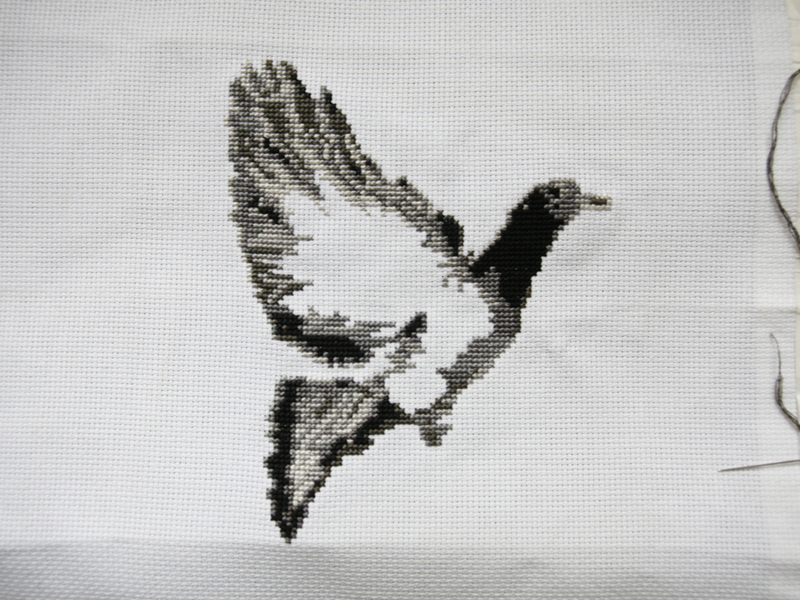 New Project: Custom Cross-Stitch Patterns