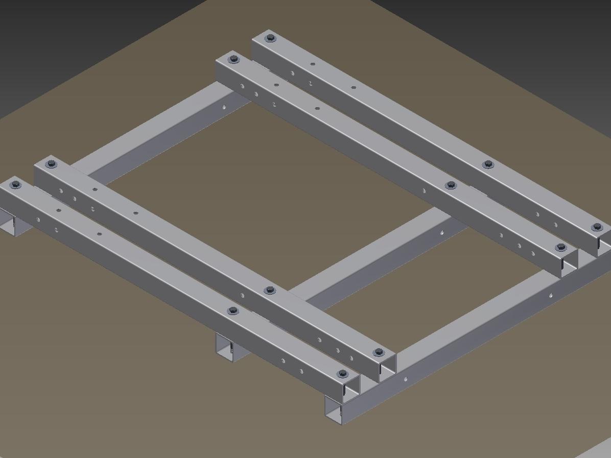 New Project: LifeTrac: AssembleFrame