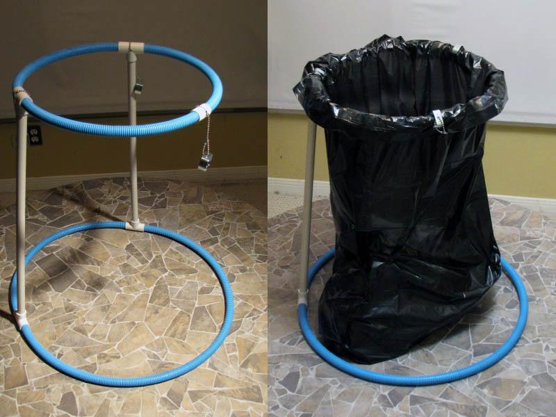 Collapsible Trash BagFrame