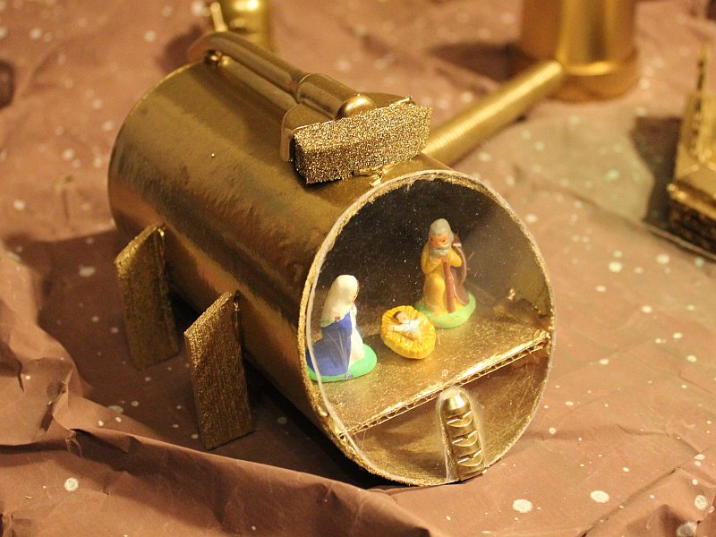 Nativity in Outer Space