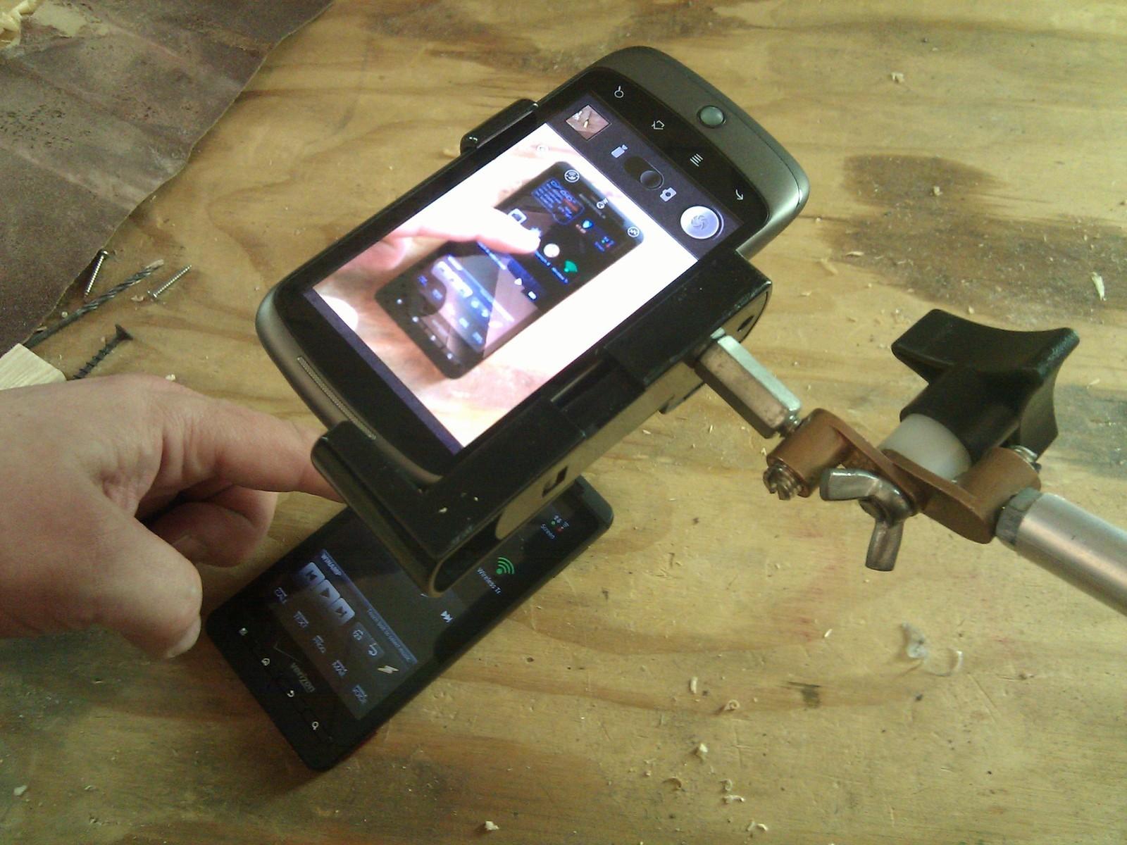 $30 Gobo Arm: Mobile Document CameraStand