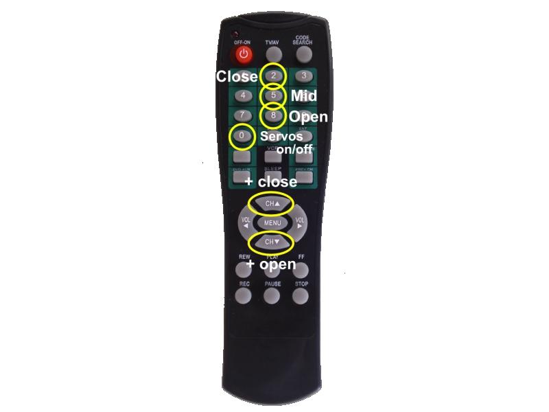 Teleclaw: Remote RobotGripper