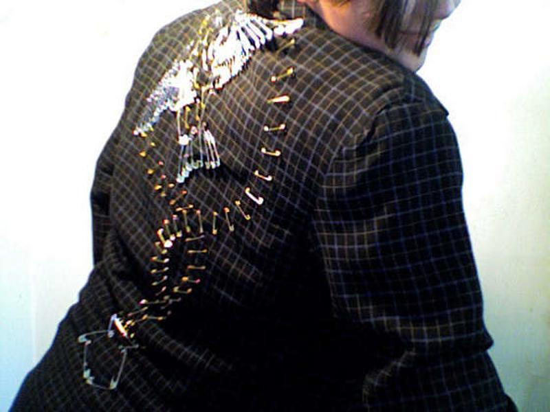 Safety Pin Jacket