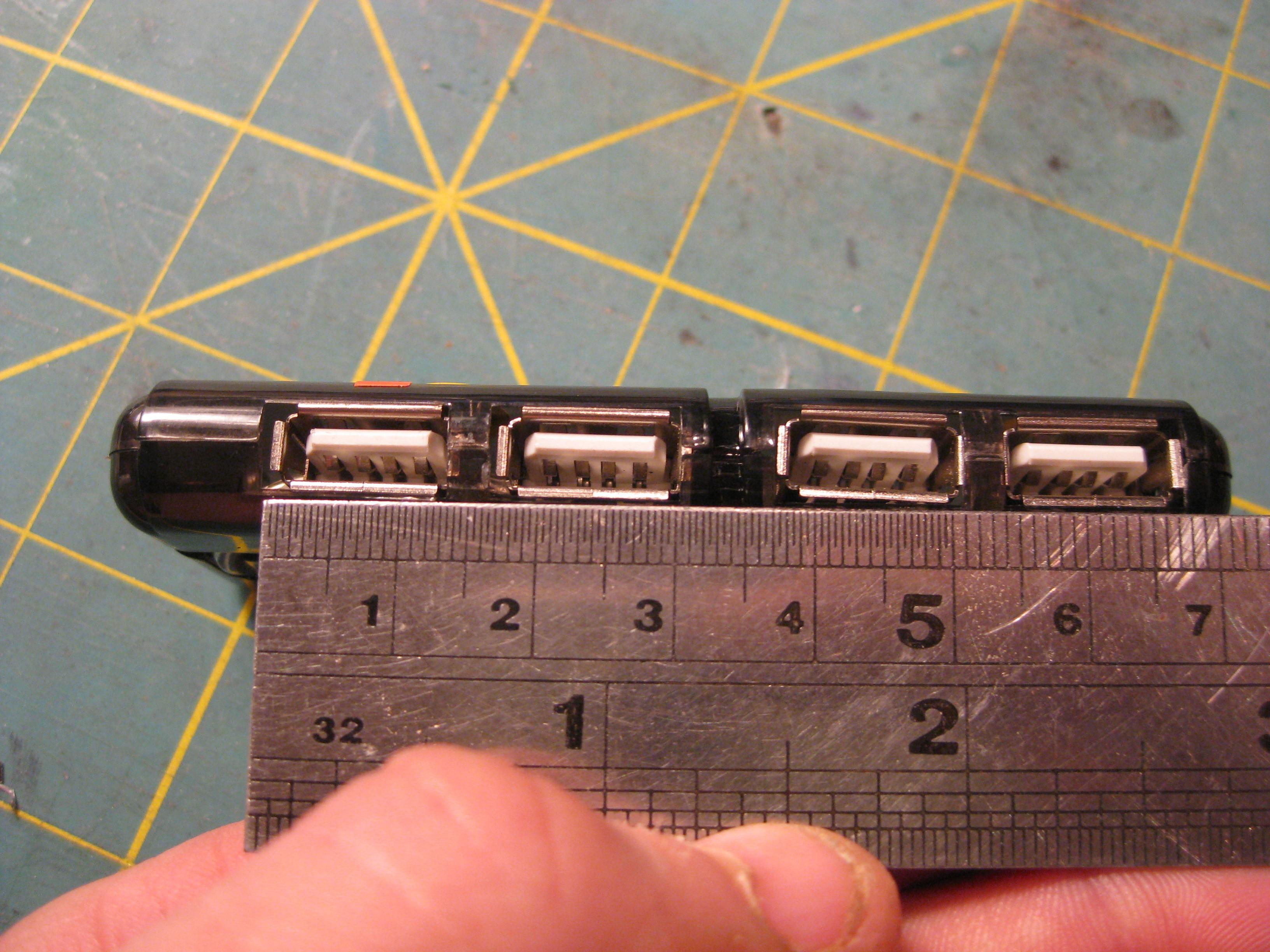 Mint Tin USB TravelHub
