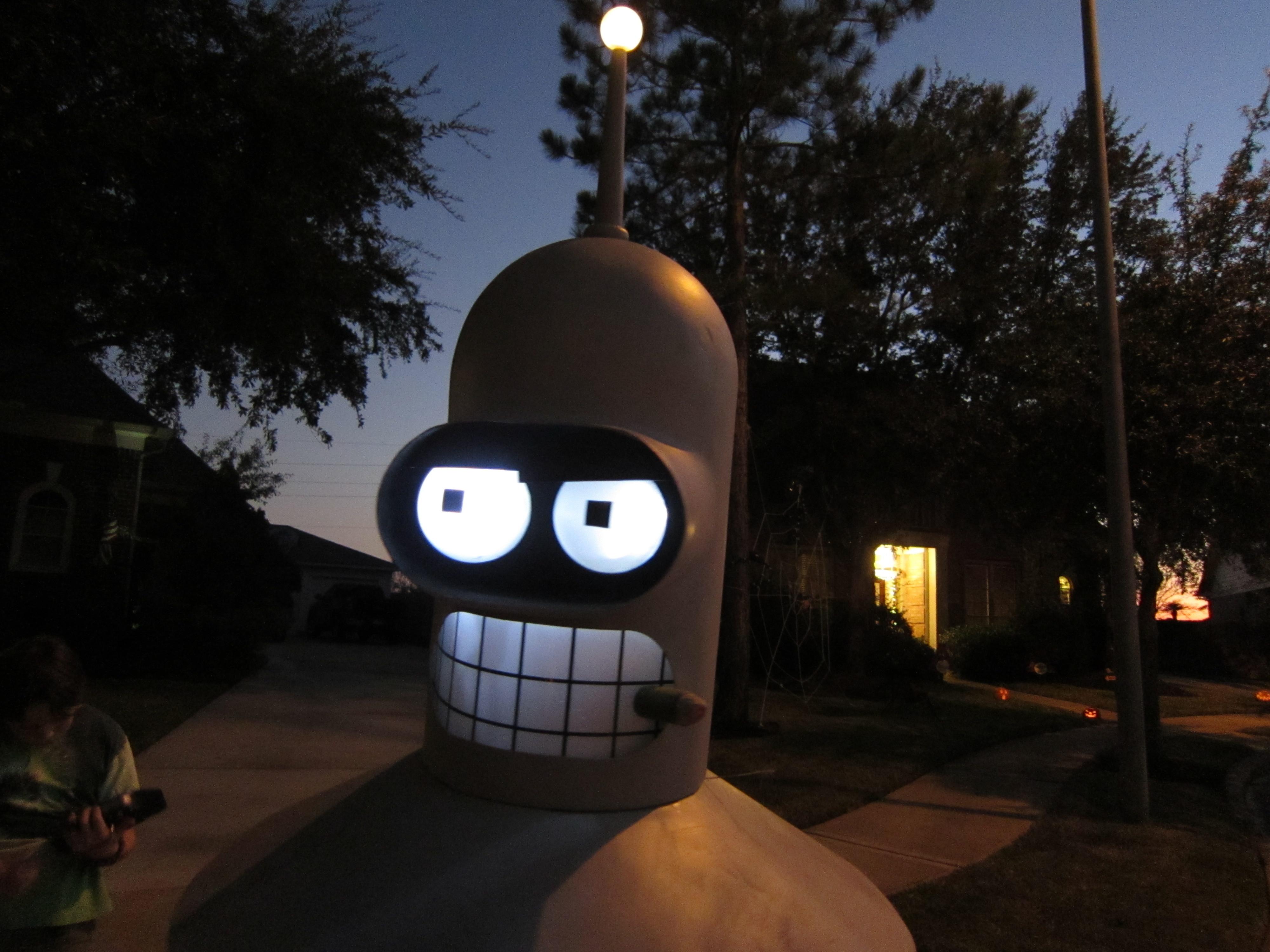 New Project: My BenderBuild