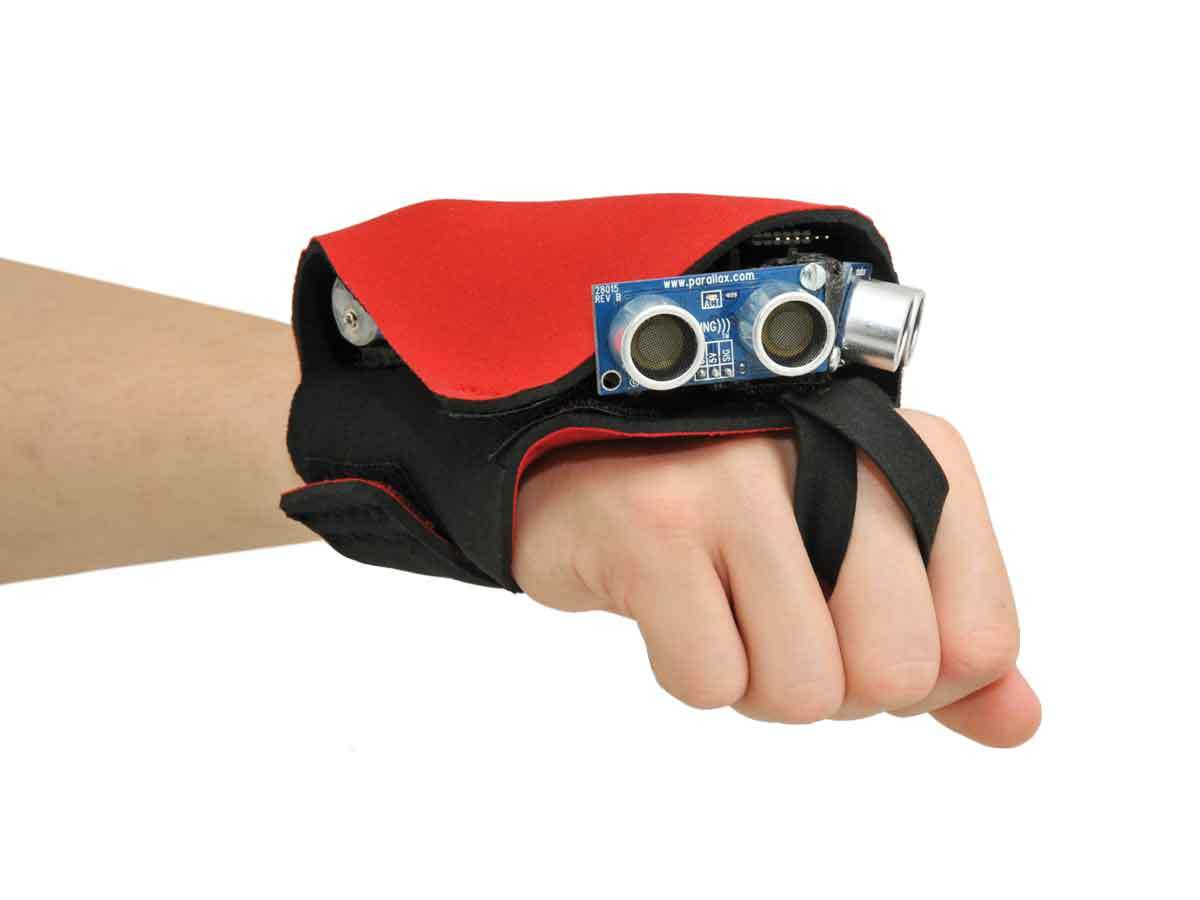 New Project: Tacit: A Haptic Wrist Rangefinder