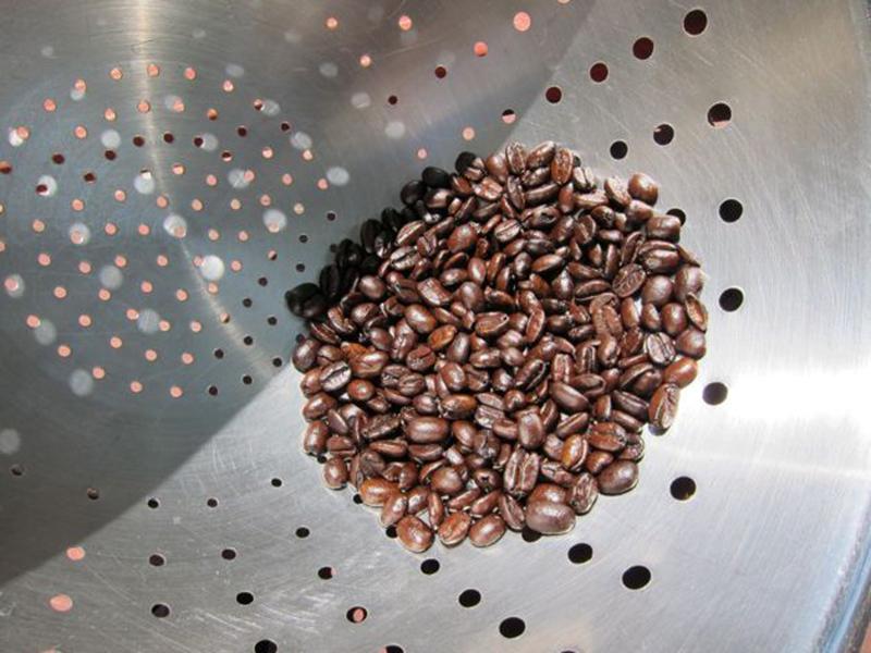 Roast Coffee with a PopcornPopper