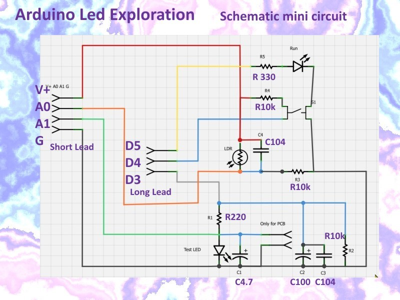 New Project: Arduino LED Exploration