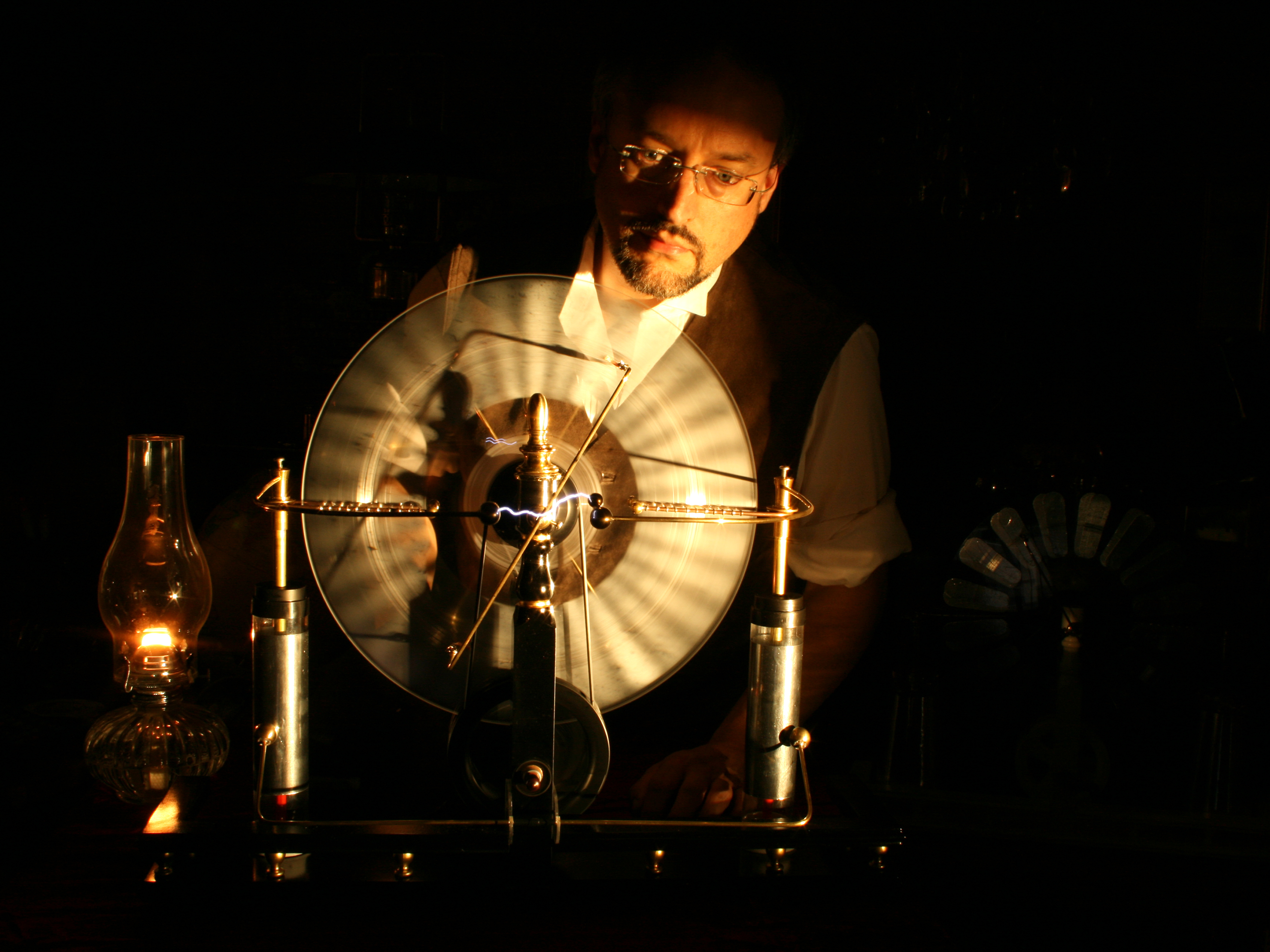 The Wimshurst InfluenceMachine