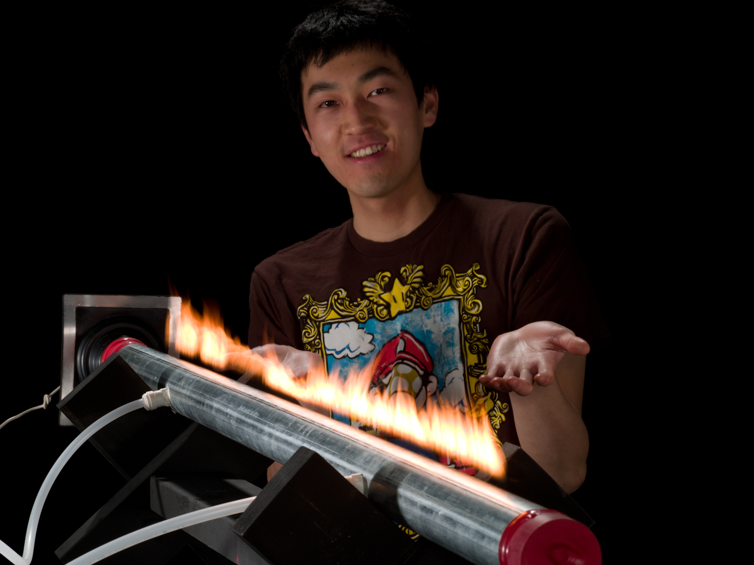 New Project: The Flame Tube