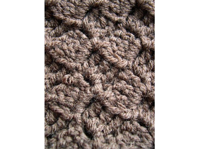 Counterfeit Crochet Purse