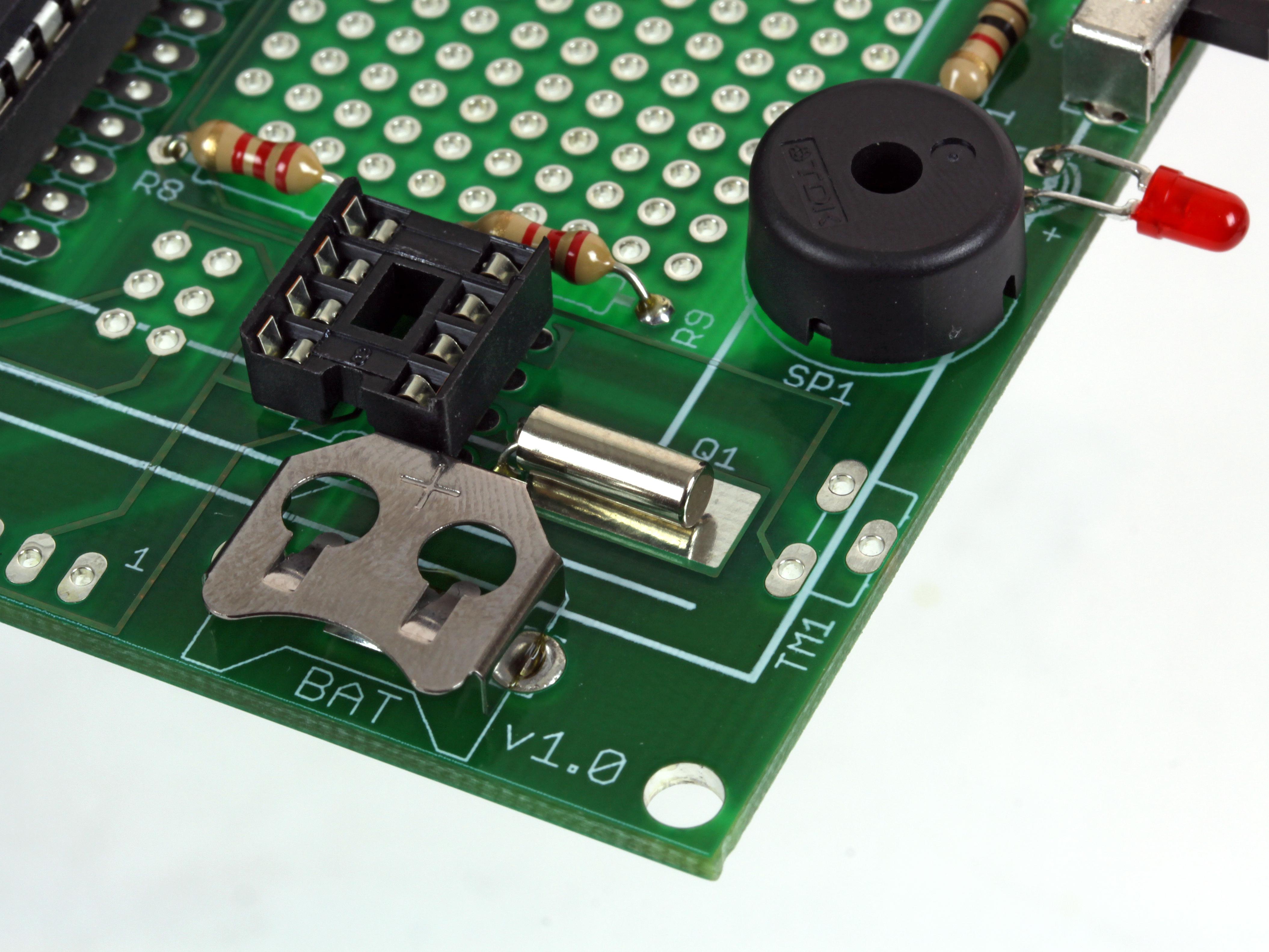 New Project: Build a Monochron ClockKit