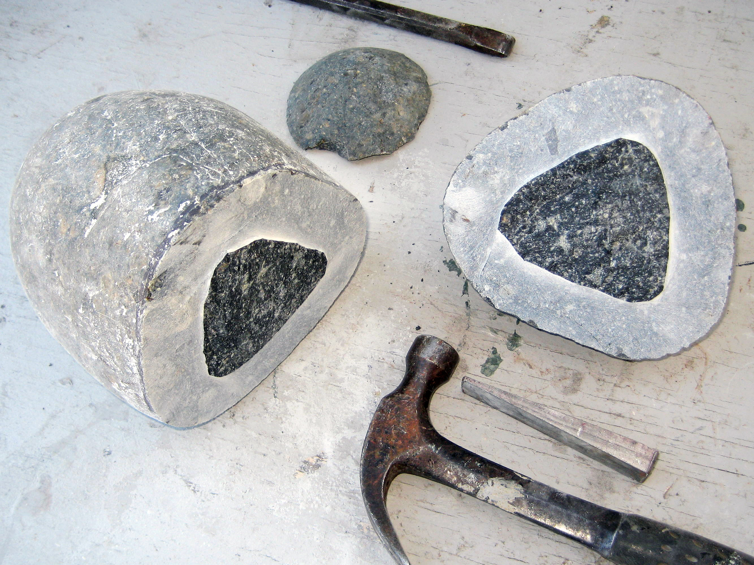 Carve a Stone Bowl