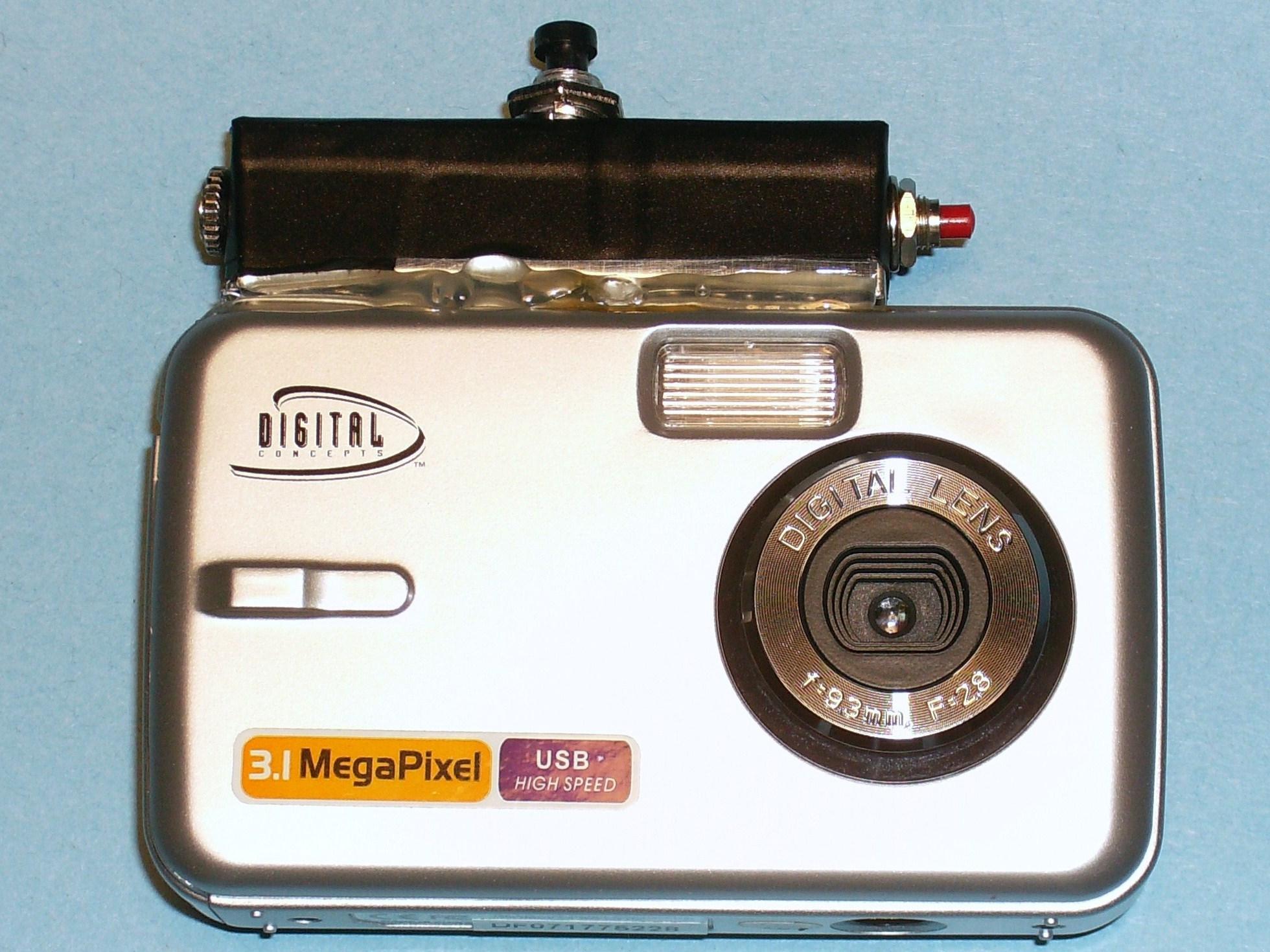 2-Mile Camera Remote