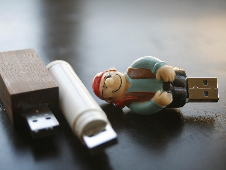 USB Key Makeovers