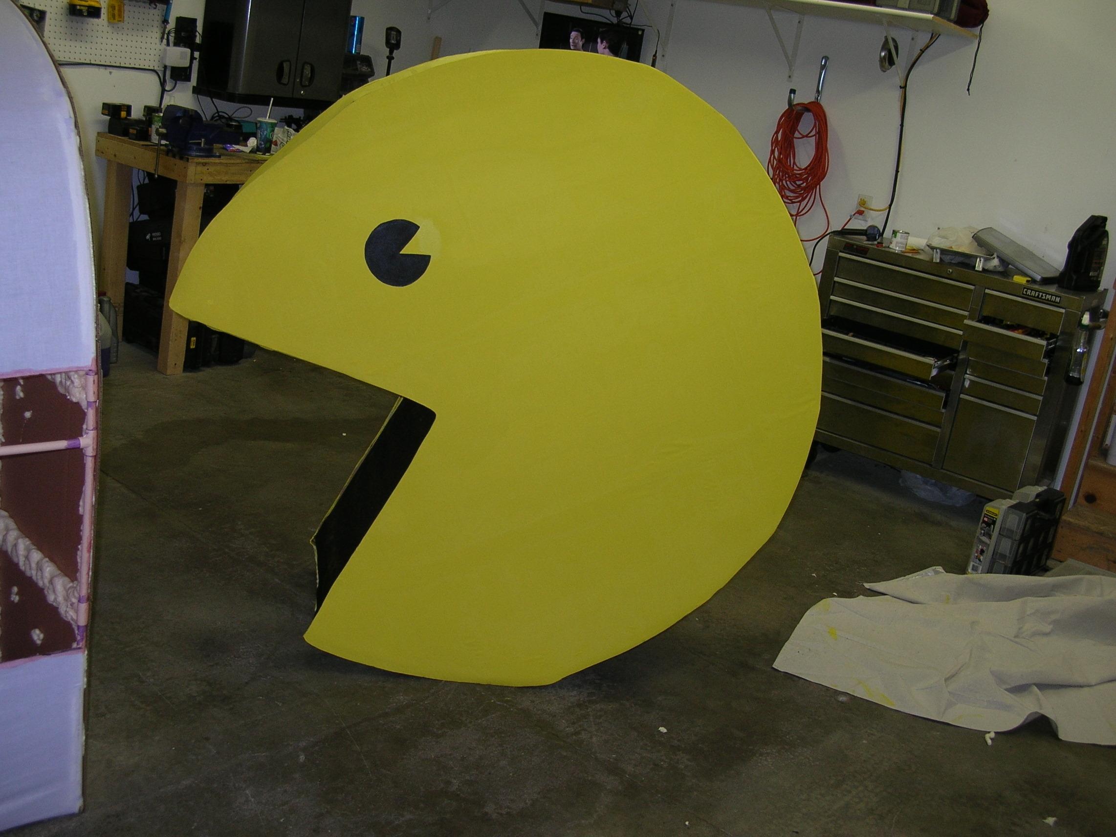 Chomping Pac-Man Costume