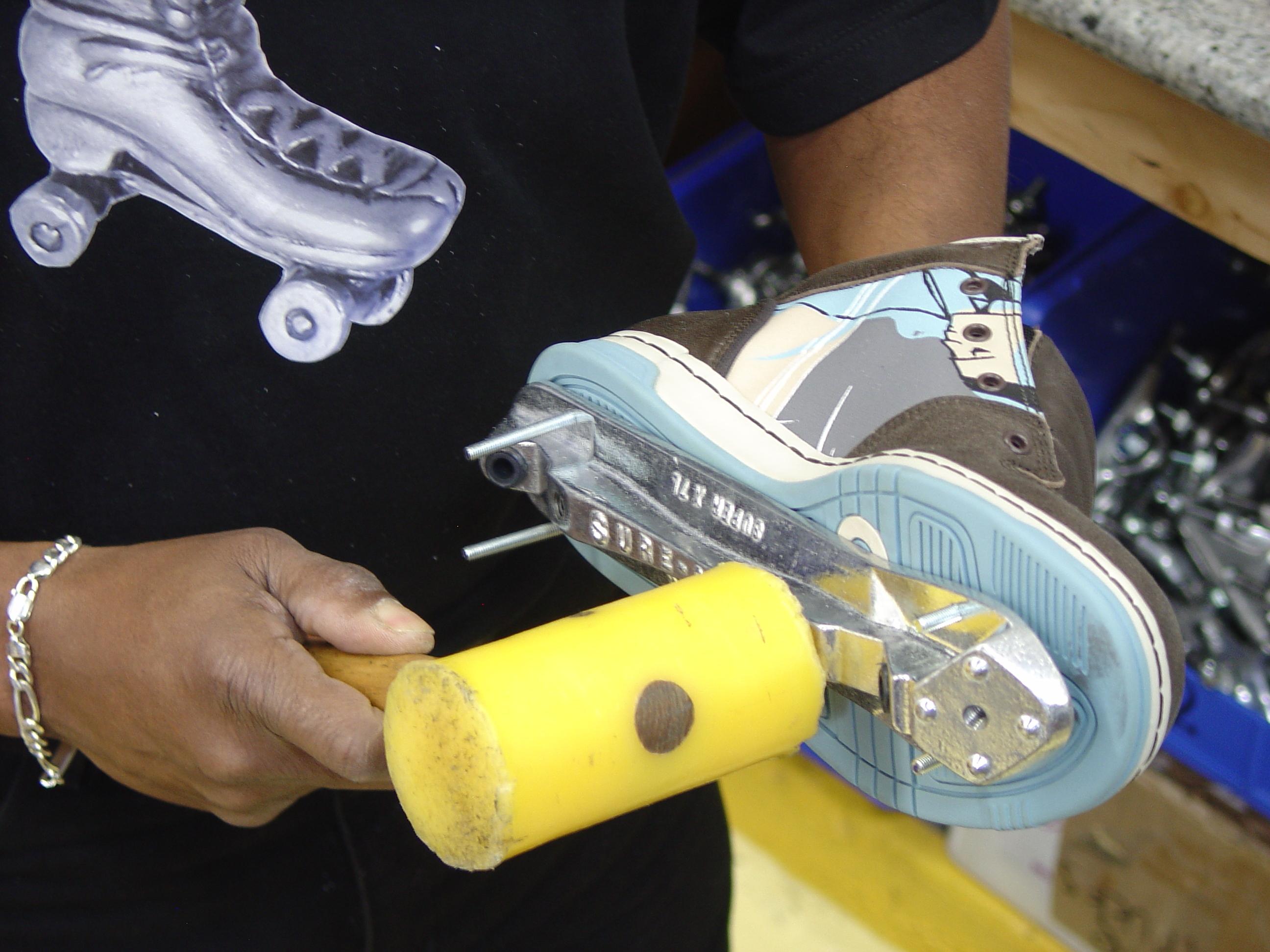 New Project: Custom RollerSkates