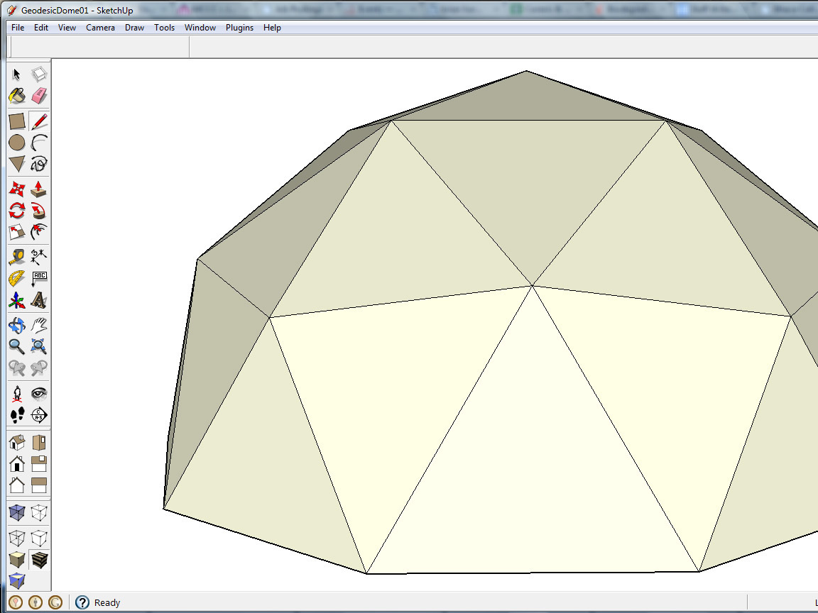 New Project: Paper Items with SketchUp and Pepakura