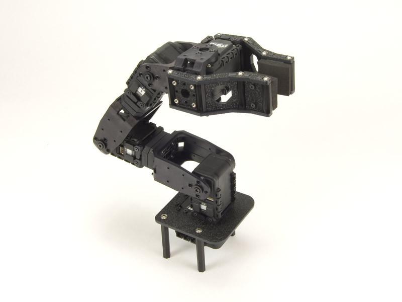 Build a TurtleBot Robotic Arm (Trossen Roboticsversion)