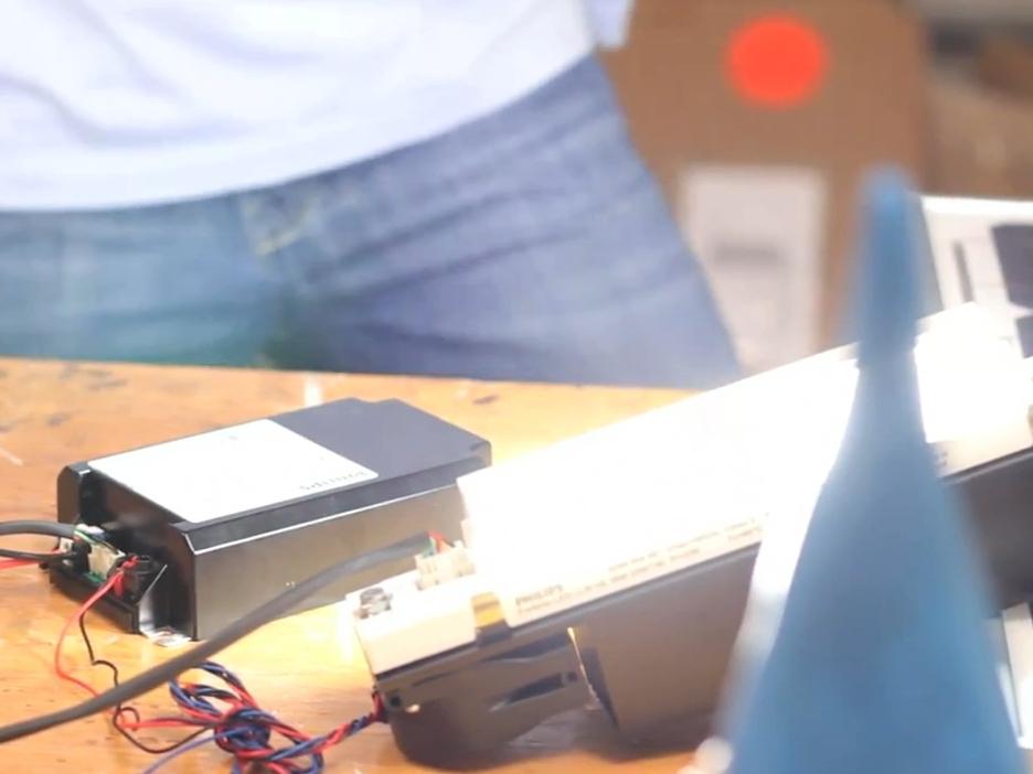 Solar LED OutdoorLighting