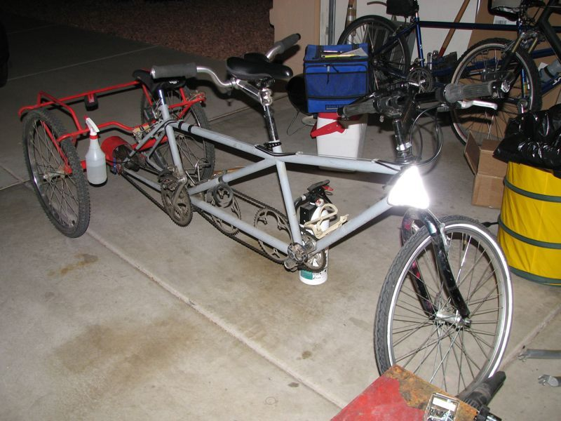 The Bike Buh Cue