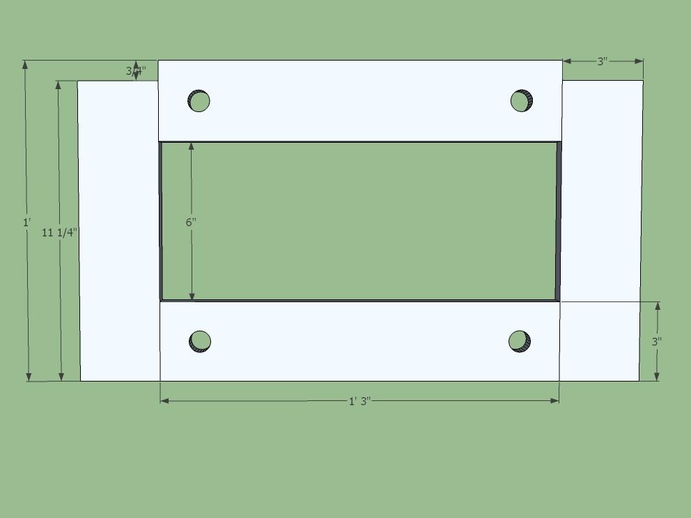 CEB: Hopper MountingPlate