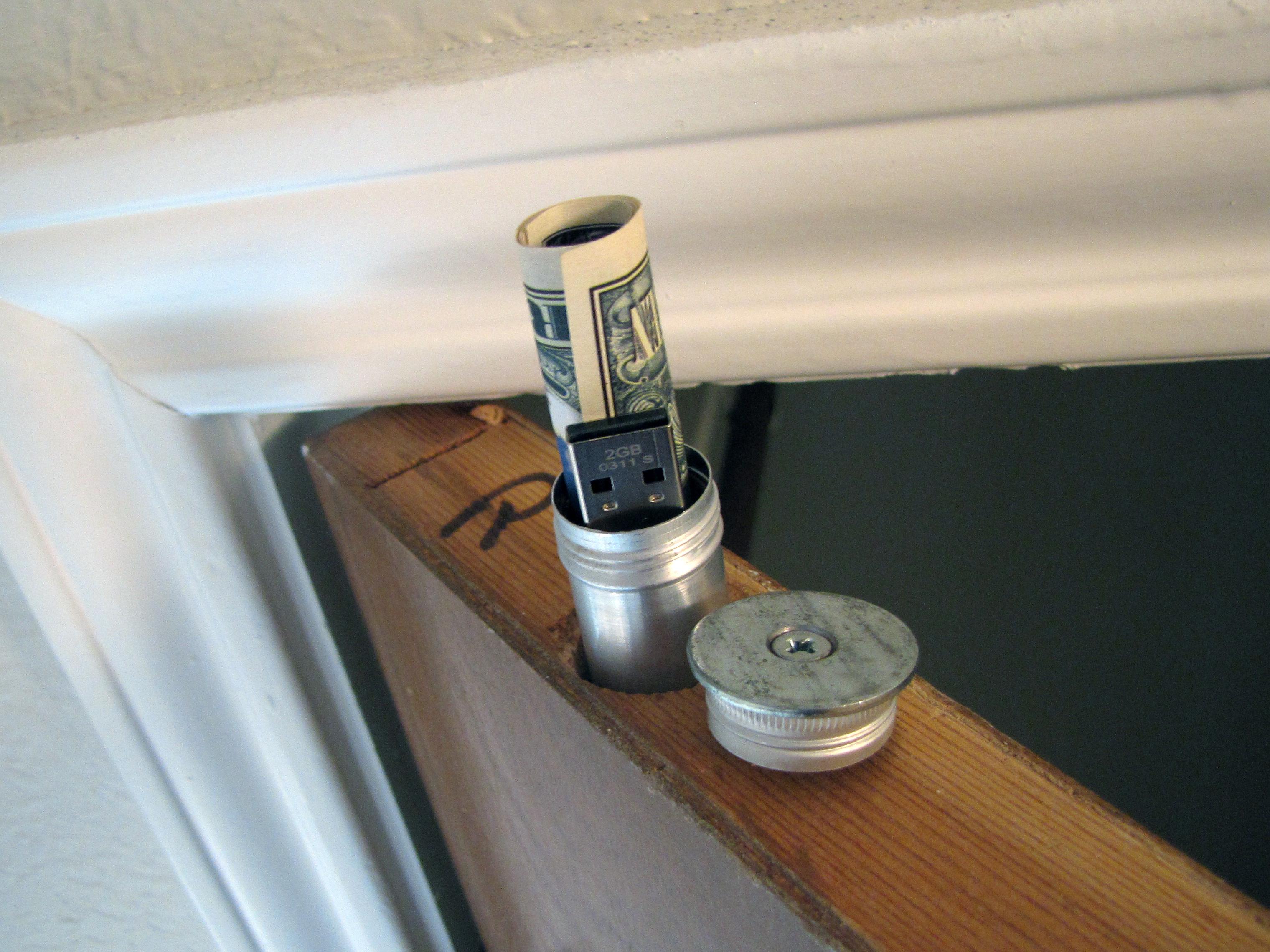 New Project: DoortopStash