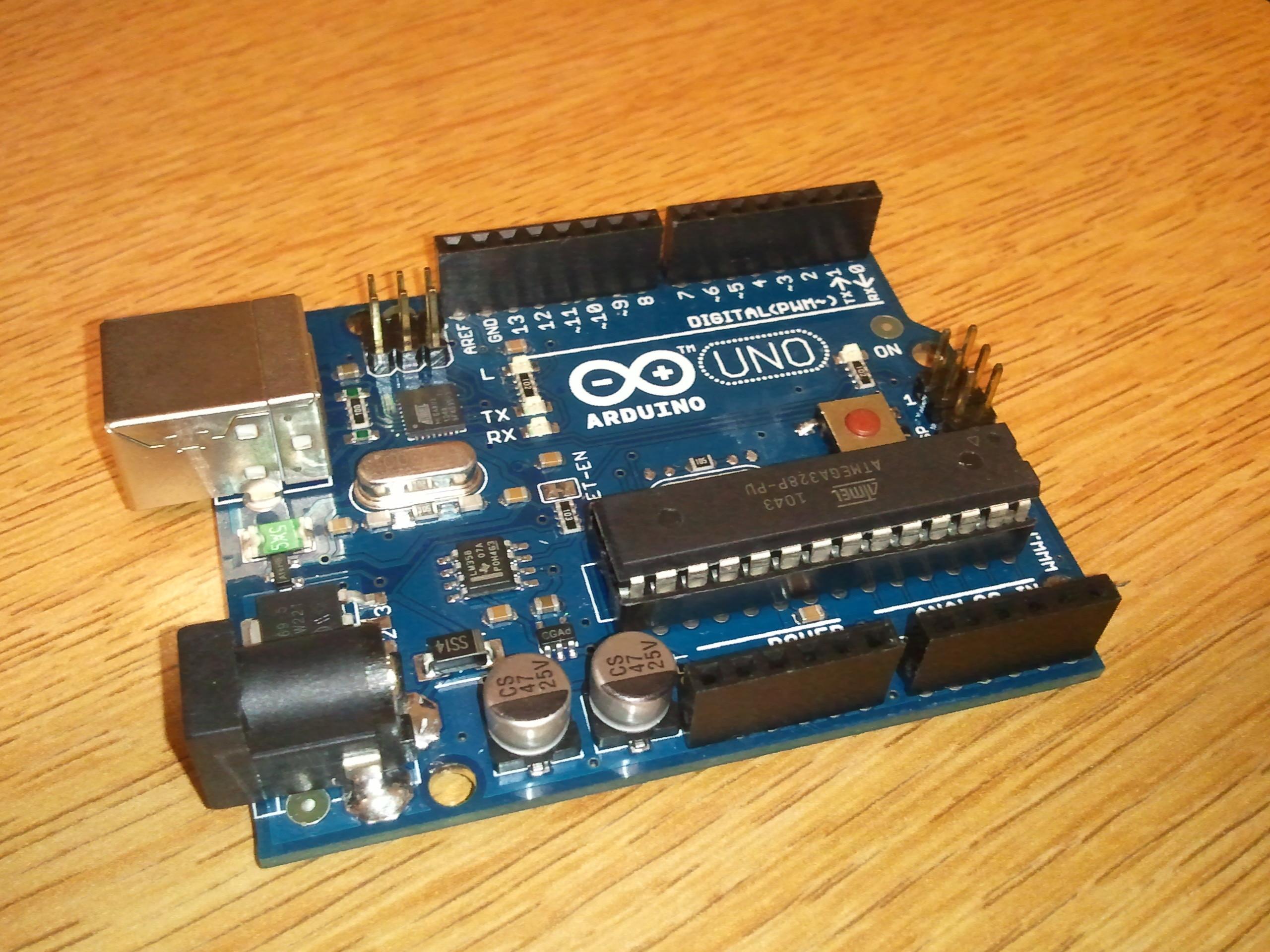 Arduino Morse CodeFlasher