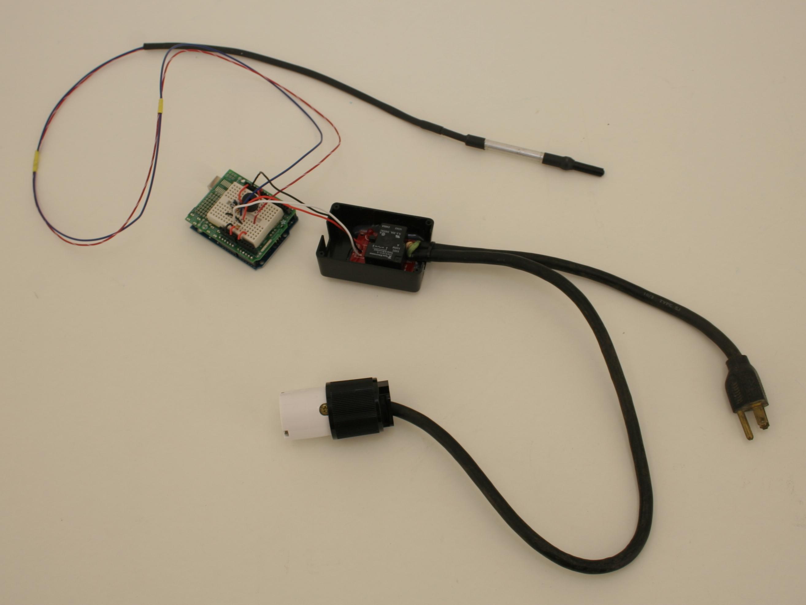 New Project: Yobot: Arduino YogurtMaker