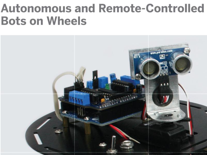 Build the Rovera 2WDRobot