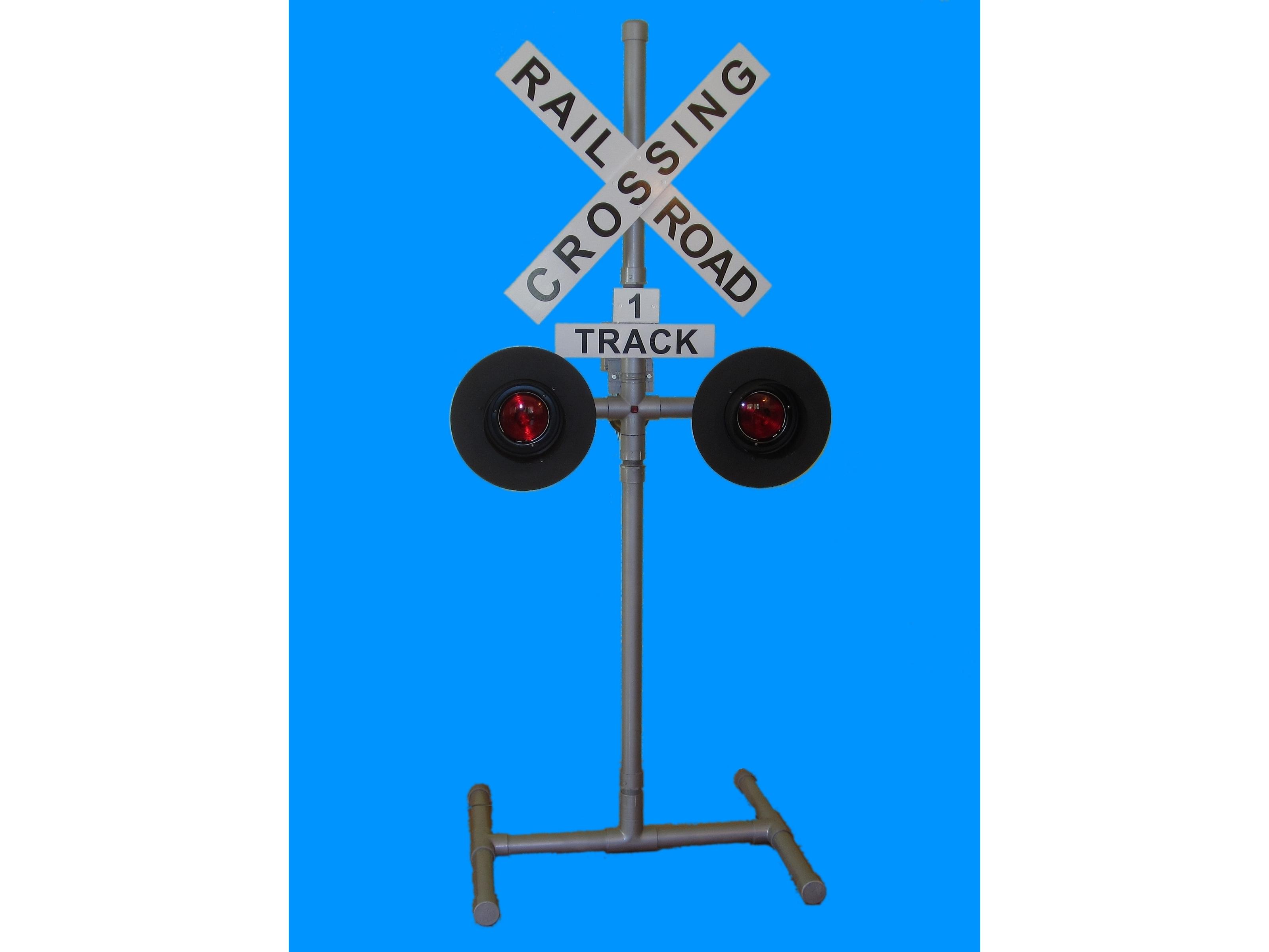 Railroad Grade Crossing SignalController