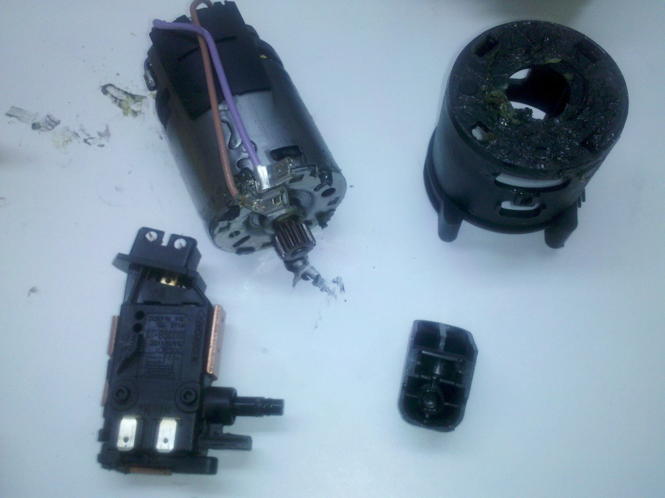 how to build a powerful electric motor from scratch