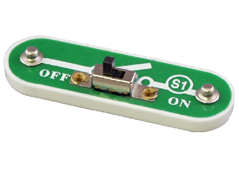 Introduction to Electronics: The Single-Pole Single-ThrowSwitch