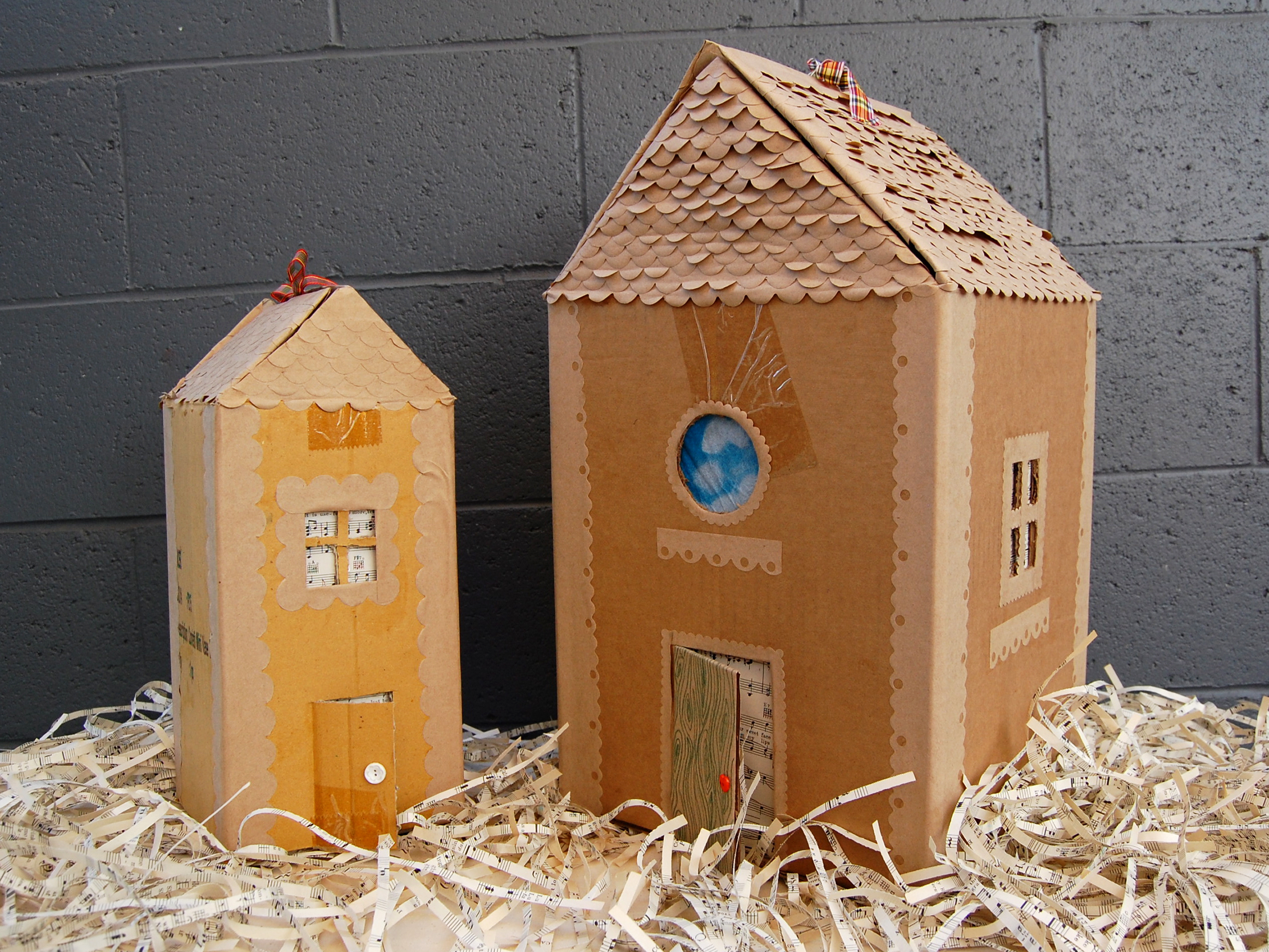 Gingerboard Houses