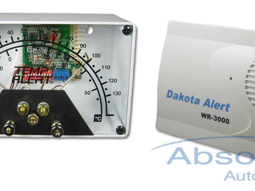 Wireless Temperature Alert