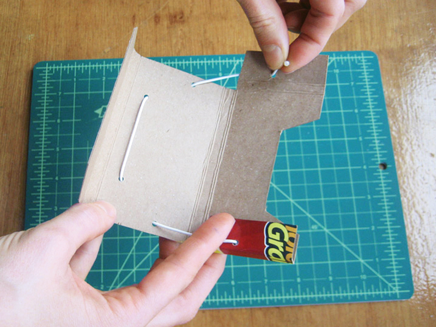 Repurpose Your Cereal Boxes