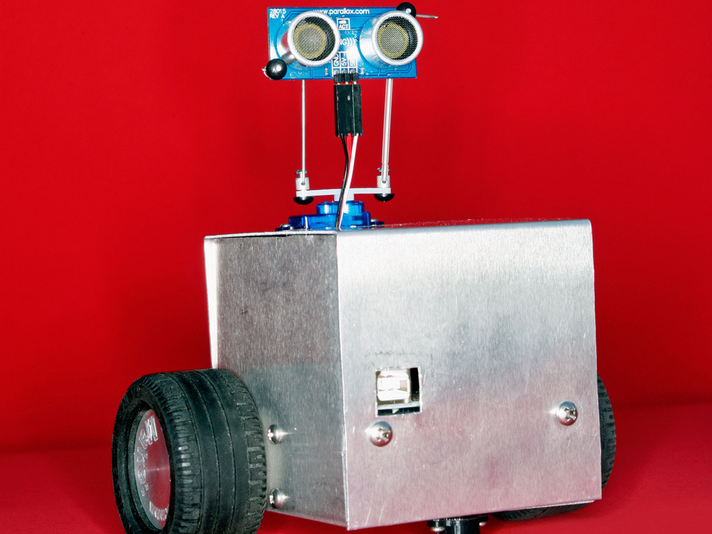My Robot, Makey