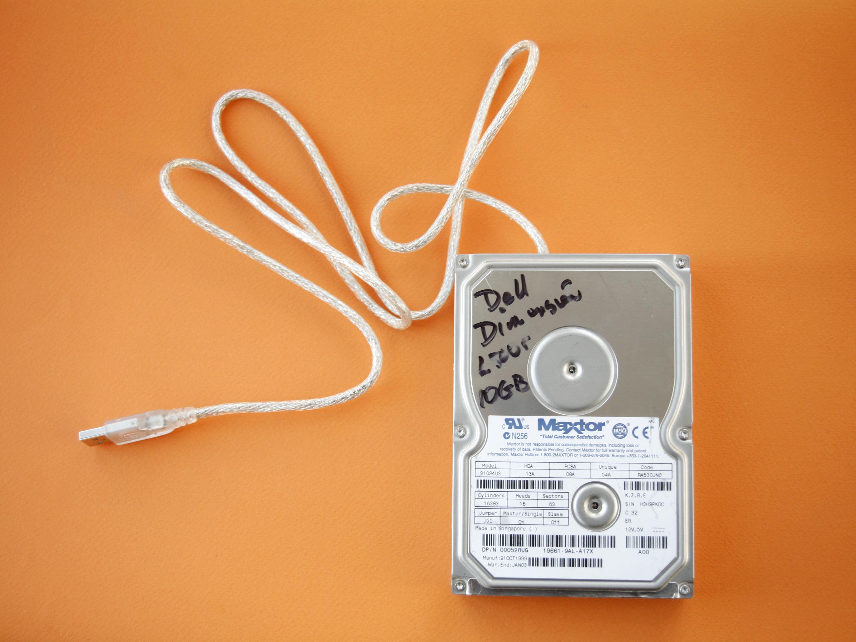 New Project: Flash Memory HardDisc