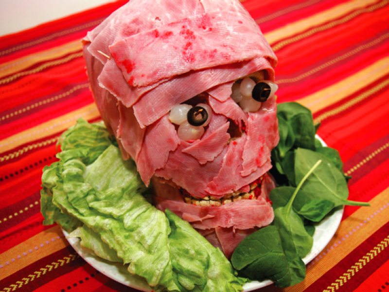 New Project: Meat Head