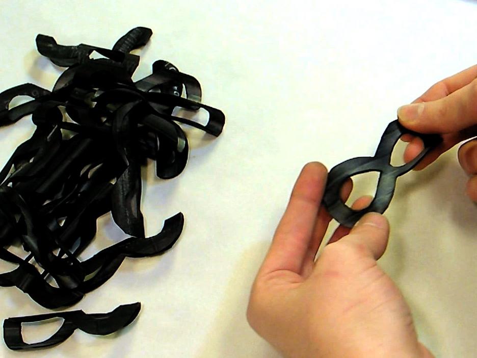 Bike Tube Headband