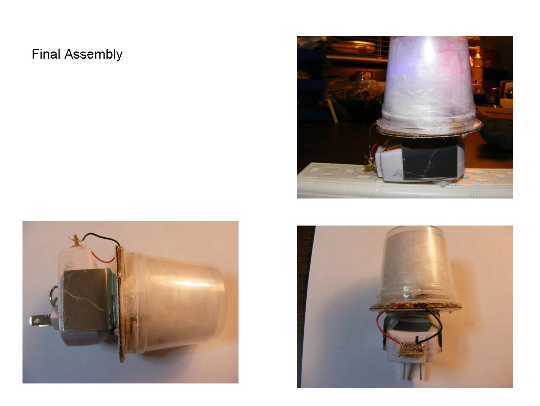 New Project: Trippy RGB Color-MixingNightlight