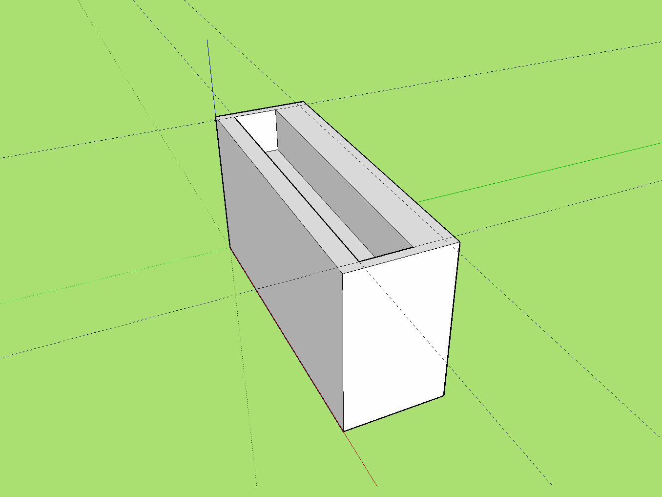 New Project: SketchUp101