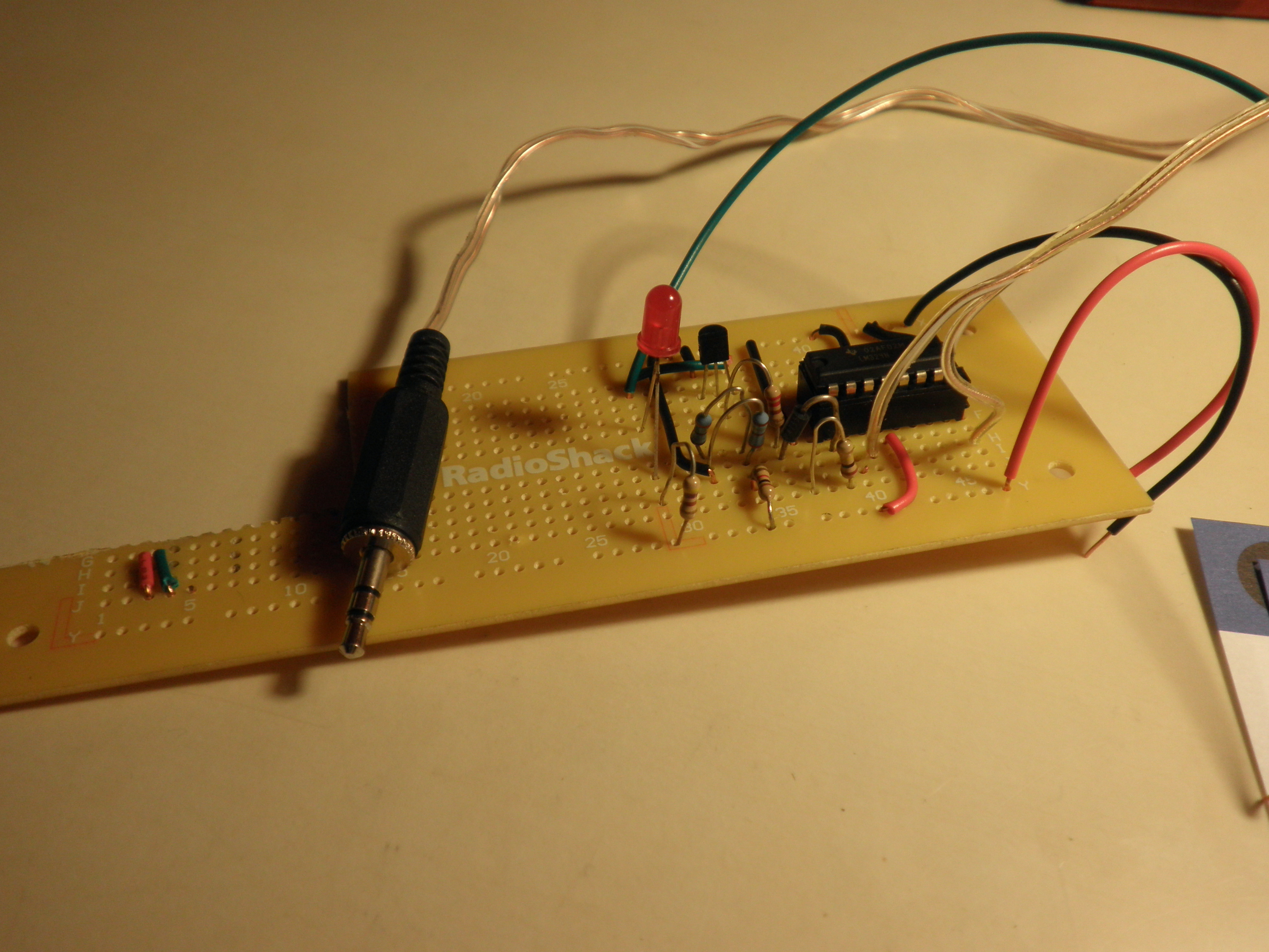 New Project: Using an Arduino to Process Fire Dept. Tones