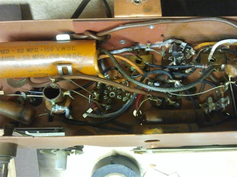 Capacitor Rebuilding for Fun orProfit